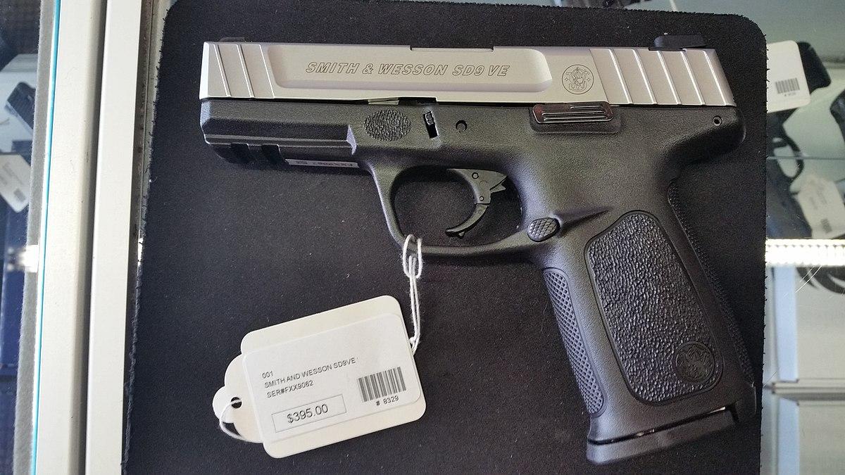 Smith & Wesson - Wikipedia, la enciclopedia libre
