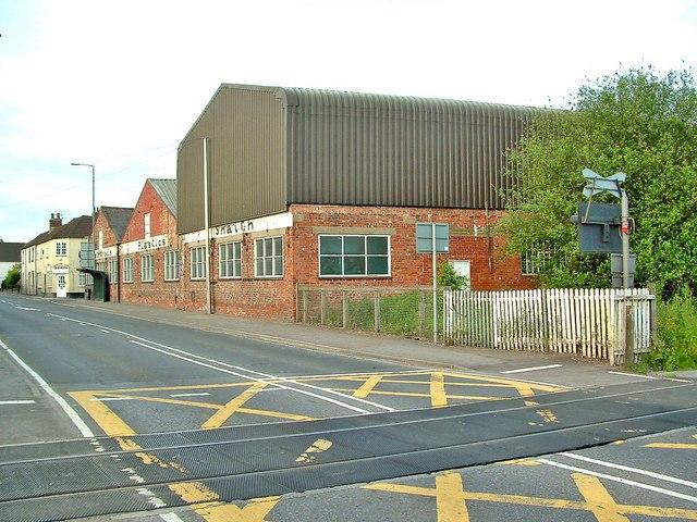 Snaith Clog Factory - geograph.org.uk - 242915