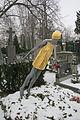 Socha Olbrama Zoubka na hřbitově u kaple sv. Anny v Litomyšli.JPG