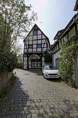 Postgasse in Soest