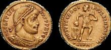 Solidus di Giuliano.