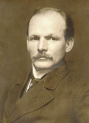 Solon Borglum - (ca. 1900)