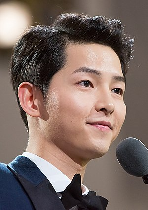 Korean drama - Song Joong-ki, of Descendants of the Sun is considered a top star.