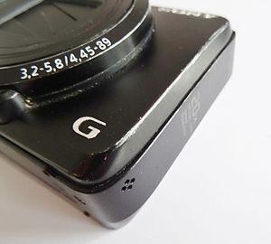 Sony Cyber-shot DSC-HX20V - Image: Sony Cybershot DSC Hyper Xoom 20V 7