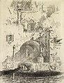 Sotto Portico del Traghetto by George Edward Hopkins, 1880.jpg