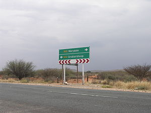 N10 road (South Africa) - Image: South Africa N10 001