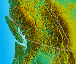 Pacific Ranges - Wikipedia, the free encyclopedia