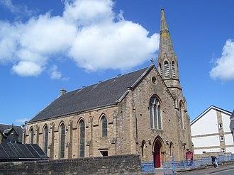 Wishaw - South Wishaw Parish Church