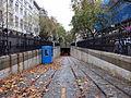 Southhampton Row entry to the Kingsway tram subway In November 2015.jpg