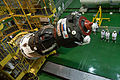 Soyuz TMA-10M spacecraft integration facility 3.jpg