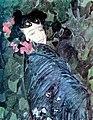 Spanish lady by A.Golovin (1902).jpg