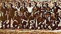 Spanish national football team before the friendly match against Italy in Bologna, 22.06.1930 01.jpg
