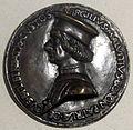 Sperandio savelli (da), medaglia di virgilio malvezzi, nobile bolognese, post 1479.JPG