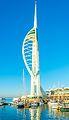 Spinnaker Tower, Portsmouth, Hampshire.jpg