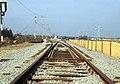 Splitsing spoorlijn naar Weesp en Muiderpoort 1991.jpg