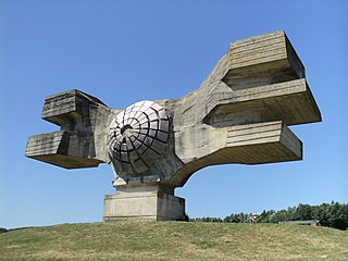 Monument to the Revolution of the people of Moslavina