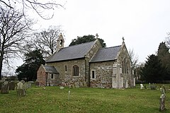 St.Andrew's church, Stewton, Lincs. - geograph.org.uk - 134028.jpg