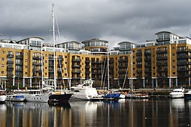 St.Katharine Docks, London - geograph.org.uk - 1777123.jpg