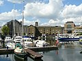 St.Katharine Docks - Boats - geograph.org.uk - 1283676.jpg