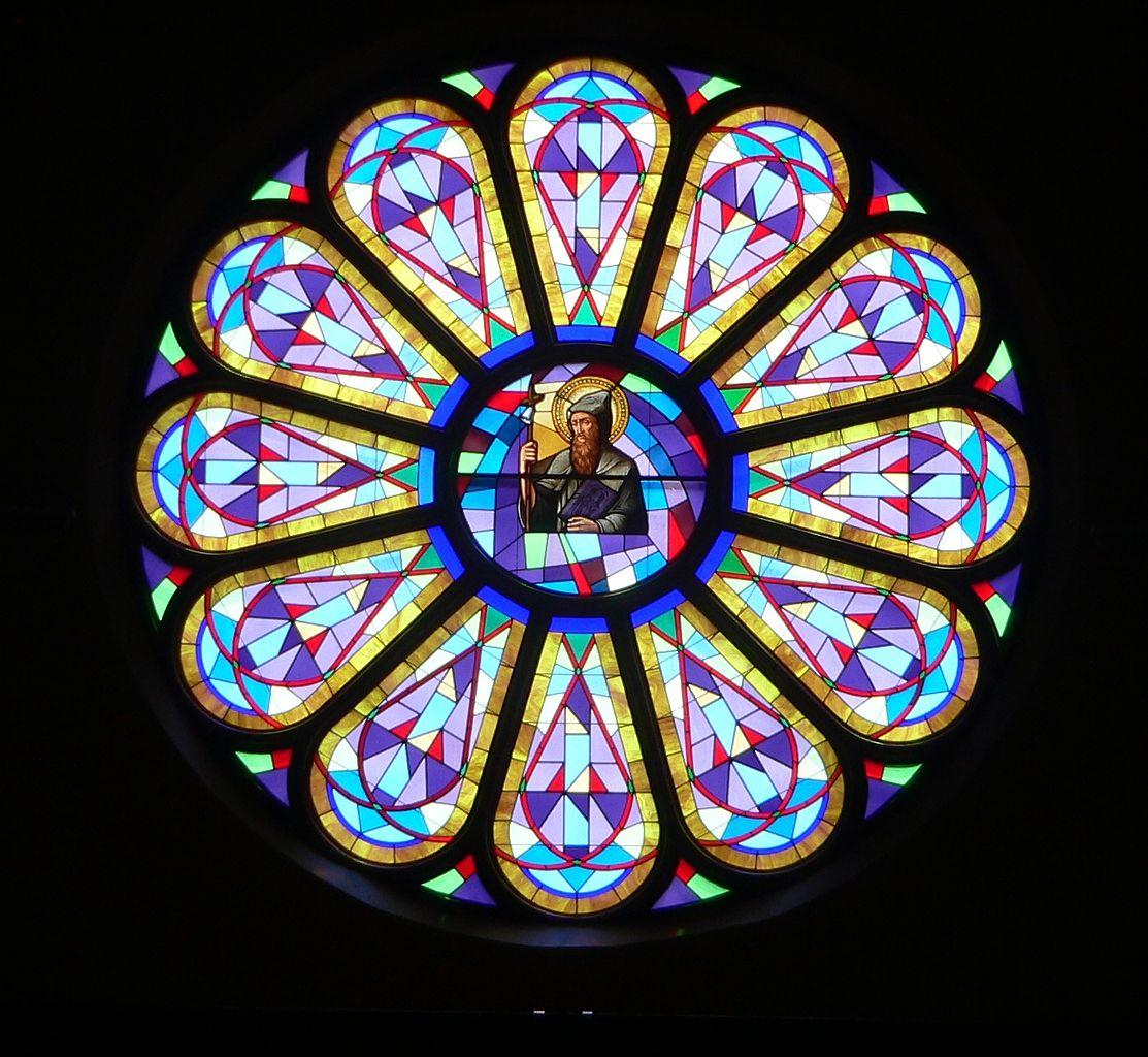 File St Anthony Church Cedar Rapids Nebraska S Rose