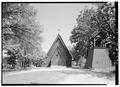 St. John Chrysostom Church, Church Street, Delafield, Waukesha County, WI HABS WIS,67-DELA,2-1.tif