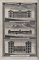 St. Luke's Hospital, Moorfields (top), Bethlem Hospital (mid Wellcome V0013219.jpg