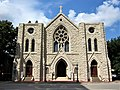 St. Patrick Cathedral - Fort Worth, Texas 01.jpg