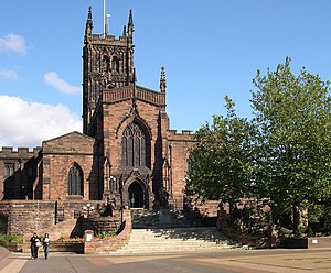 Dean of Wolverhampton - St Peter's, Wolverhampton