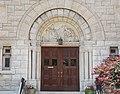 St. Peter's on Capitol Hill doors.JPG