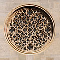 St. Stephen's Cathedral - Vienna - rose window.jpg