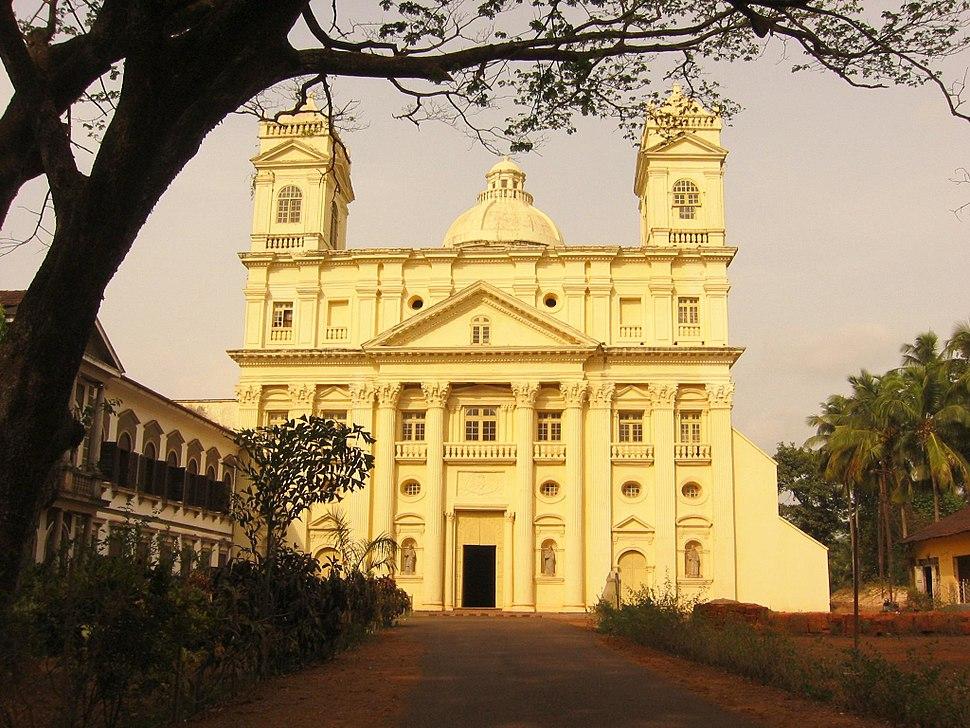 St Cajetan Goa