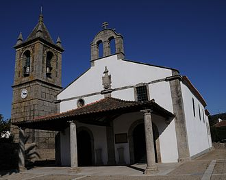 Escudeiros e Penso (Santo Estêvão e São Vicente) - Image: St Estevao Penso