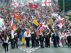 St George's Parade at Stone Cross (20.04.2014).jpg
