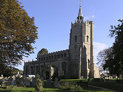 St Mary the Virgin, Burwell - 2.jpg