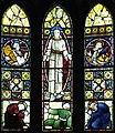 St Peter, Ayot St Peter, Herts - Apse window - geograph.org.uk - 375203.jpg