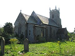 St Peter, Crostwick, Norfolk - geograph.org.uk - 318943.jpg