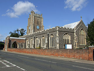 St Peter and St Pauls Church, Aldeburgh Church in Aldeburgh, England