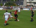 Stade rennais vs USM Alger, July 16th 2016 - Ntep Bellahcene Koudri.jpg