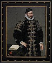 Portrait of William the Silent