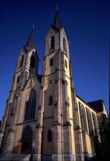 St. Marien (Hof) – Wikipedia