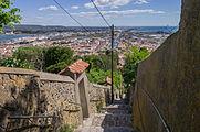 Stairs, Chemin du Mas Rousson, Sète, Hérault 02.jpg