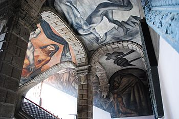 Mural wikipedia la enciclopedia libre for Caracteristicas de un mural