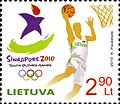 Stamps of Lithuania, 2010-18.jpg