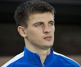 Stanislaw Drahun Belarusian footballer