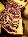 Starr-070730-7853-Brassica oleracea var capitata-red-Foodland Pukalani-Maui (24797087191).jpg