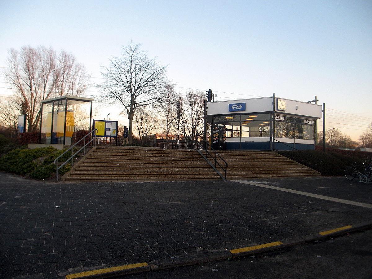 Station Haren Nederland Wikipedia