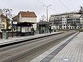 Station Tramway IdF Ligne 6 Robert Wagner - Vélizy-Villacoublay (FR78) - 2021-01-03 - 6.jpg