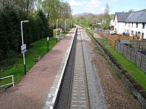 Station at Roy Bridge - geograph.org.uk - 1855202.jpg
