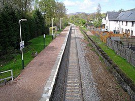 Station at Roy Bridge - geograph.org.uk - 1855202.jpg