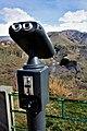 Stationary mounted binocular at the Garni temple.jpg